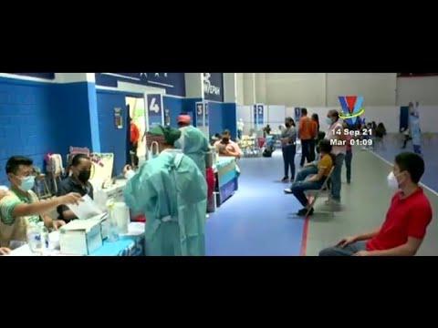 SESAL espera inocular a 500 mil menores contra el coronavirus