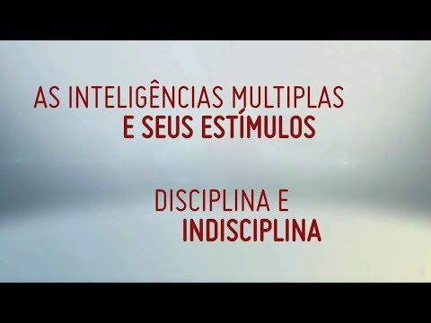 Inteligências Múltiplas e Disciplina e indisciplina | Teaser