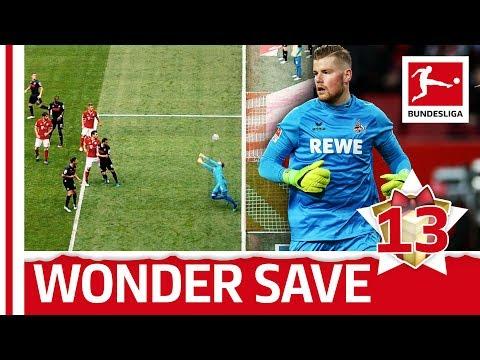 Timo Horn vs. Thomas Müller - My Best Save - Bundesliga Advent Calendar 13