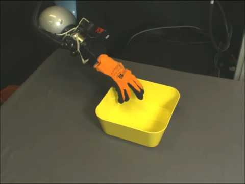 Grasping novel objects with an under-actuated hand