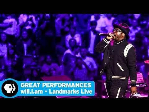 GREAT PERFORMANCES | Official Trailer: will.i.am and Friends: Landmarks Live in Concert | PBS
