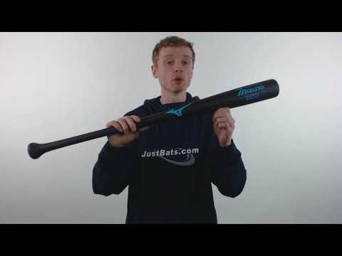 2016 Mizuno Custom Classic Bamboo Wood Baseball Bat: MZB331