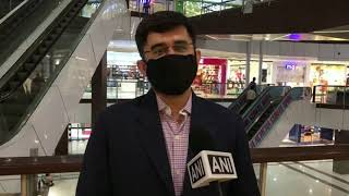 02 Jul, 2020 - Indian malls open to low response amid coronavirus crisis - ANIINDIAFILE