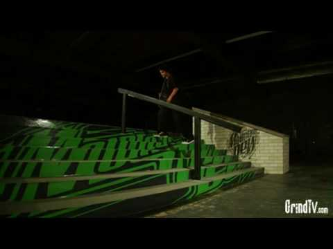 Paul Rodriguez's warehouse