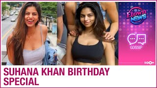 Happy Birthday Suhana Khan   Shah Rukh Khan's daughter, Bollywood debut, Internet's sensation - ZOOMDEKHO