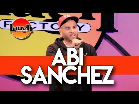 connectYoutube - Abi Sanchez | Unrealistic Rom Coms | Laugh Factory Chicago Stand Up Comedy