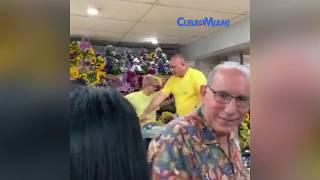 17 de diciembre día de San Lázaro 2019... Cubanos en Miami asisten al Rincón de Hialeah