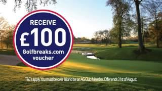American Golf- Callaway GolfBreaks Ad