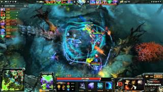 Natus Vincere vs Team Tinker Game 2   Megafon Battle Arena Grand Final @TobiWanDOTA & Clairvoyance