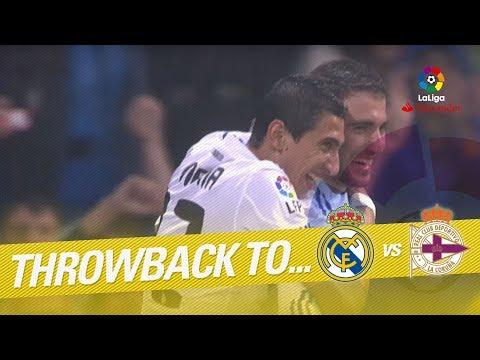 Resumen de Real Madrid vs RC Deportivo (6-1) 2010/2011