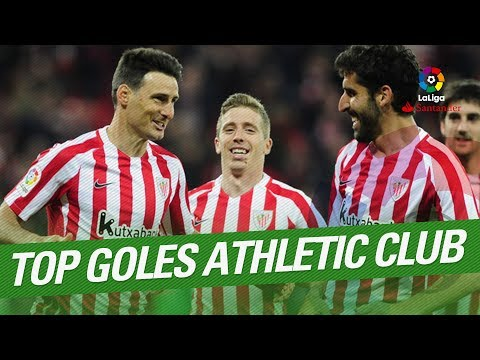 TOP 10 Goals Athletic Club LaLiga Santander 2016/2017