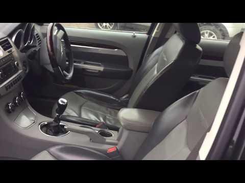 Chrysler Sebring 2009 m dalys