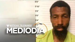Así fue el rescate de una mujer secuestrada en Alabama a punta de cuchillo   Noticias Telemundo