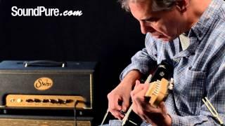 Tuttle Guitars Standard Classic T 3-Tone Sunburst