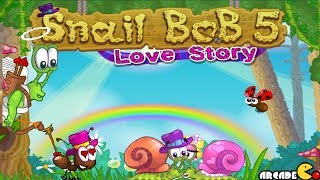 Snail Bob 5 Walkthrough All Levels 1 - 25 HD