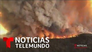 Australia en Estado de emergencia por los incendios   Noticias Telemundo