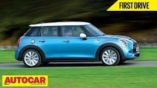 Mini Cooper Five Door S | First Drive Video Review