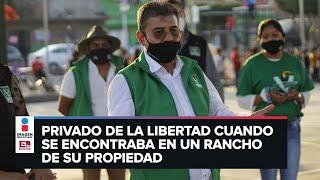 Sin aparecer Omar Plancarte, candidato del Verde secuestrado en Michoacán