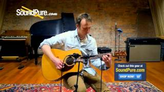 Bourgeois Country Boy 40th Anniversary (4 of 15) Acoustic Guitar - Quick n' Dirty