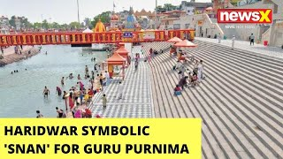 Haridwar Symbolic 'Snan' To Be held On July 24 | Devotees Need Negative RT-PCR Report | NewsX - NEWSXLIVE