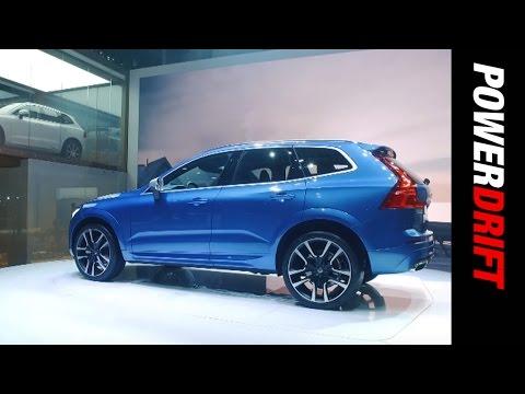 Volvo XC60 (2017) : Geneva Motor Show : PowerDrift