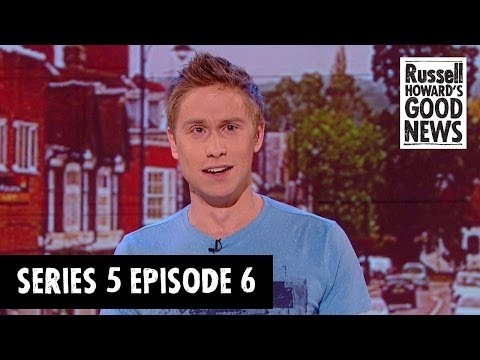 connectYoutube - Russell Howard's Good News - Series 5, Episode 6