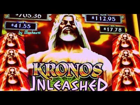 connectYoutube - ★ NEW! ★ KRONOS UNLEASHED slot machine and ZEUS UNLEASHED slot BONUS WINS!
