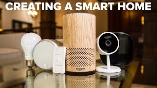 Smart home devices made simple