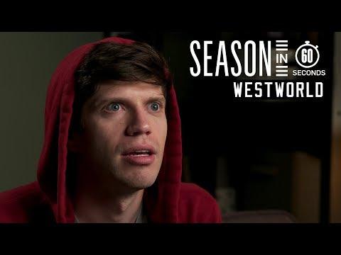 Westworld Fans (Season 2) | Season in 60 Seconds