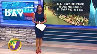 TVJ Business Day: St. Catherine Businesses Disappointed with Gov't - January 9 2020