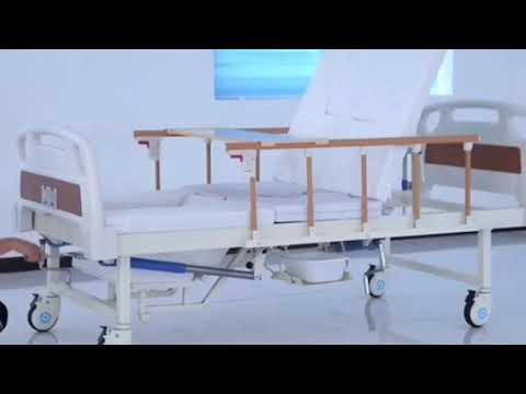 (รีวิว)-เตียงพยาบาลมือหมุน3ไกร