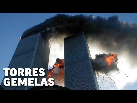 #TragediaInolvidable – Torres Gemelas