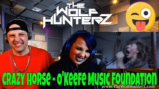 Crazy Horse - O'Keefe Music Foundation | THE WOLF HUNTERZ Reactions