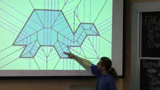 Lecture 8: Fold & One Cut