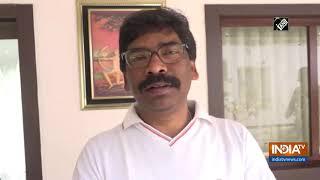 CM Soren pays tributes to Santhal Rebellion heroes on Hool Revolution Day - INDIATV