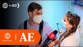 Alejandra Baigorria y Said Palao respondieron a las burlas sobre su relación | América Espectáculos