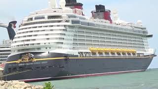 Disney Fantasy Cruise Ship Now In Jamaica | News | CVMTV