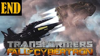 Transformers Fall of Cybertron Walkthrough FINAL & CREDIT No Commentary 1080p 60FPS