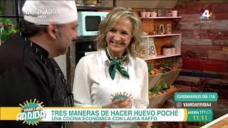 Vamo Arriba - Recetas con huevo