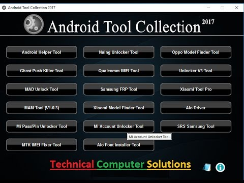 how to use android multi tools