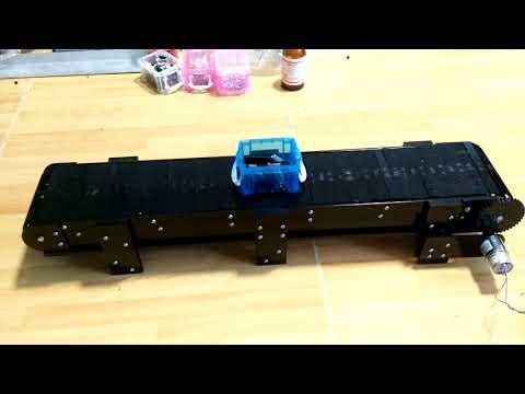 สายพานลำเลียงขนาดเล็ก รุ่นWK60 Mini Conveyors