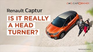 Is The Renault Captur Really A Head-Turner? (Sponsored Feature)