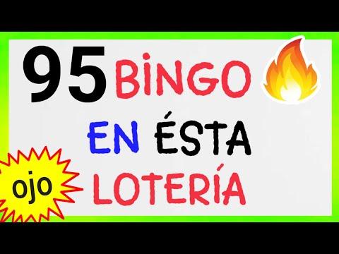 SORTEOS de LEIDSA...! (( 95 )) BINGO HOY/ NÚMEROS GANADORES/ PALÉ Y TRIPLETAS hoy/ RESULTADO de HOY.