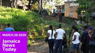 Jamaica News Today March 28 2020/JBNN