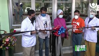Rehabilitan nueva sala de infectología en el Hospital Lenín Fonseca