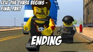 Lego City Undercover: The Chase Begins Walkthrough - Part 13 of 13
