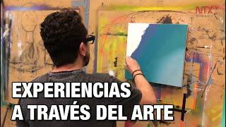 Artistas en cuarentena: Javier Pela?ez