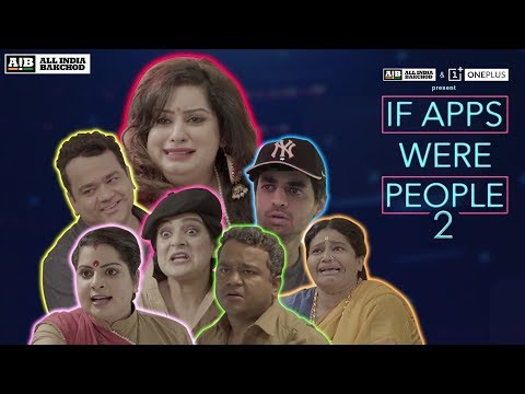 connectYoutube - AIB : If Apps Were People 2