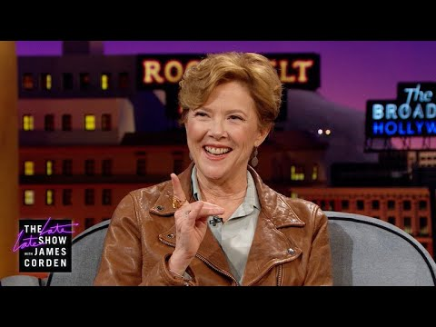 connectYoutube - Annette Bening's First Oscar Nom Led to Chocolate