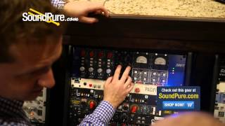 Pete's Place Electrodyne 501 Preamp pt 3 - Piano